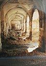Klášter Doksany, historické foto.