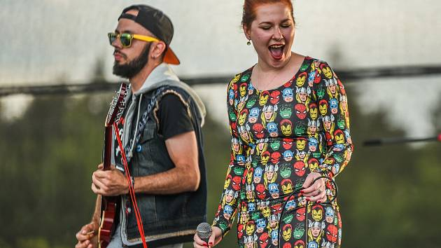 Na lovosickém Žafestu vystoupí i skupina Idio & Idio.