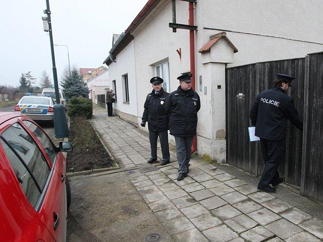 Rodinná tragédie se odehrála v Libochovicích