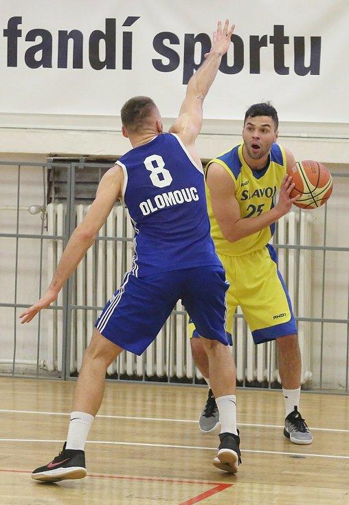 I. basketbalová liga: Litoměřice - Olomouc