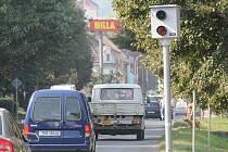 Nový radar v Lovosicích.