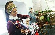 Výstava k výročí 100. let od vzniku Československé republiky probíhá v areálu výstaviště Zahrady Čech.