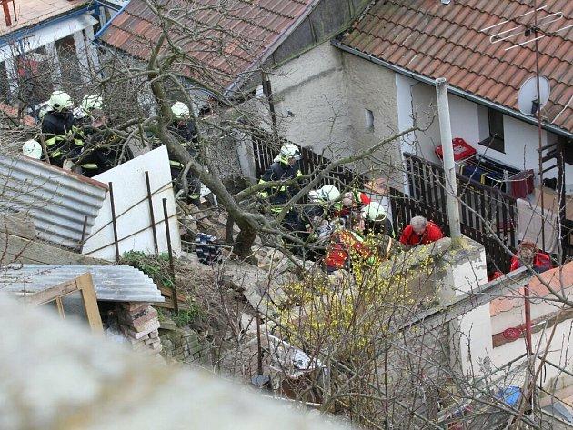 Tragická nehoda v Zahradnické ulici