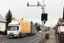 Radar ve Velemíně.