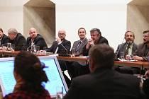 Ustavující zastupitelstvo v Litoměřicích, listopad 2018