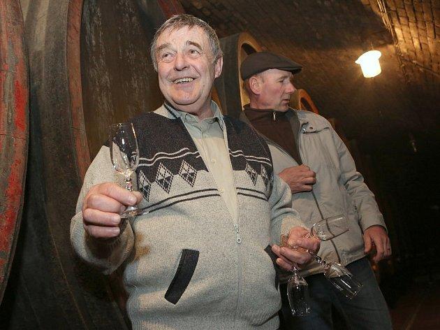 Mimořádného úspěchu dosáhlo litoměřické vinařství Ladislava Pošíka Agrofrukt Kamýk v soutěži Vinařské Litoměřice 2015.
