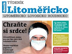Týdeník Litoměřicko z 18. července 2018