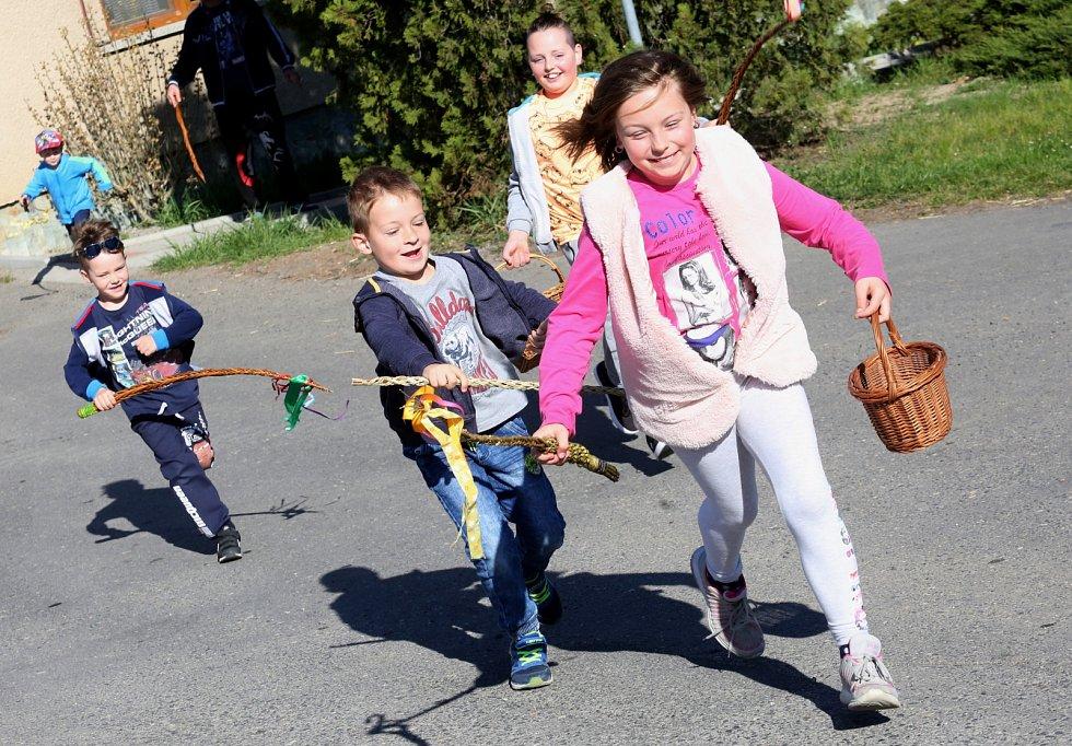 Koledníci z Chodovlic na Lovosicku, 2019