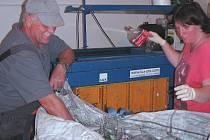 Prackovice mají ucelený program hospodaření s odpady