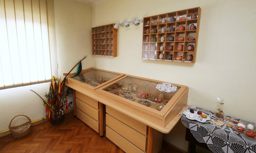 Galerie kraslic v Libotenicích