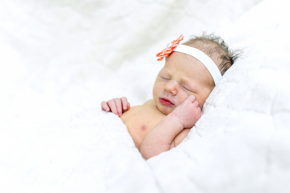 Hana Kubrichtová se narodila Michaele a Antonínovi Kubrichtovým z Mnetěše 21. září ve 21.26 hodin v Roudnici n. L. (49 cm a 3,04 kg).