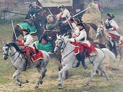 Josefínské slavnosti 2013 - odpolední bitva