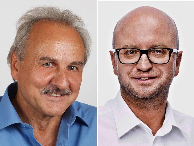 Ladislav Chlupáč a Ondřej Štěrba