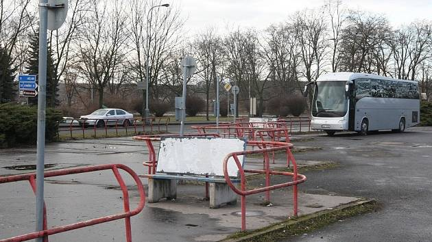 Autobusové nádraží a jeho stav bylo jedním z témat fóra.