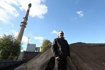 Litoměřická teplárna Energie Holding.