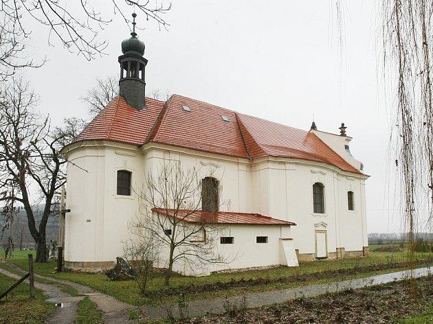 MARIÁNSKÝ kostel v Křešicích – zde se sejdeme!