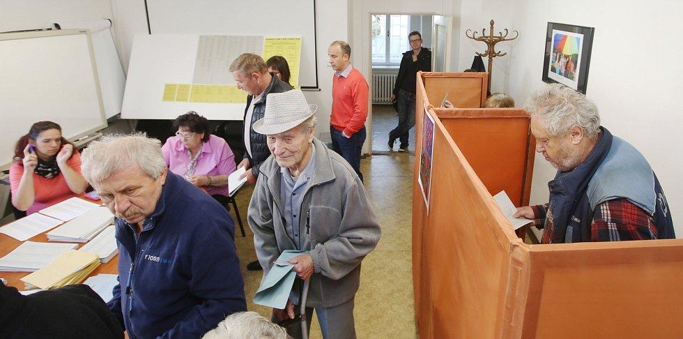 Komunální a senátní volby 2018 v Litoměřicích