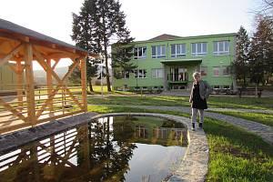 Základní škola ve Velemíně. Ilustrační foto