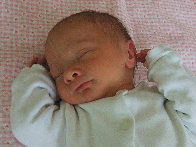 Markétě a Zbyňkovi Peterkovým ze Sedlece se 29.6. v 20.15 hodin narodila v Litoměřicích dcera Julie  Peterková (46 cm, 2,27 kg).