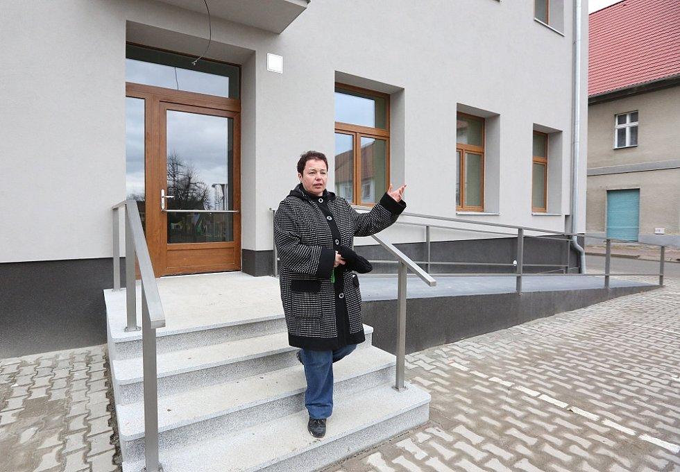 Nové prostory pro třebenickou radnici