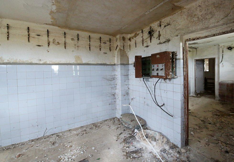 Nový vepřín chce firma ve Vrbce, místní části Budyně nad Ohří, postavit po demolici toho stávajícího, který je už řadu let mimo provoz.