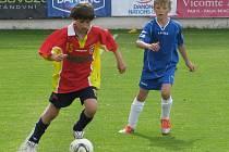 V SEMIFINÁLE Danone Cupu se představilo sedm celků.
