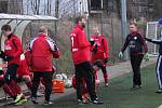 Fotbalisté SK Roudnice zahájili přípravu zápasem s německým celkem.