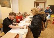 Prezidentské volby v Litoměřicích