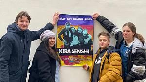 Školáci z Úštěka založili kapely a vytvořili videoklipy