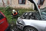 Dopravní nehoda na Krétě v Terezíně