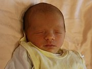 Karla Smržová se narodila Kateřině a Jiřímu Smržovým ze Sulejovic 8.6. v 19:11 hodin v Ústí n. L. (2,5 kg a 47 cm).