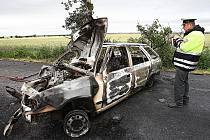 Tragická nehoda u Martiněvsi