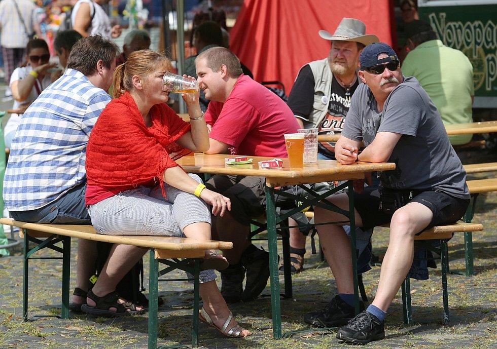 Pivní slavnosti v Litoměřicích