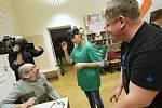 V Lovosicích soutěžili zrakově postižení střelci.