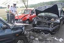 Nehoda u Štětí
