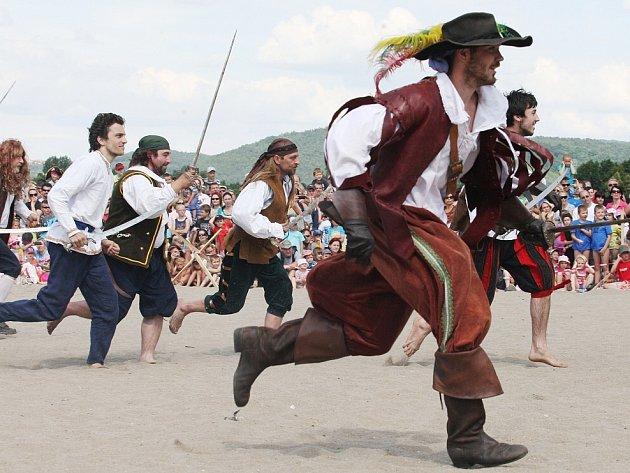 Piráti v Úštěku