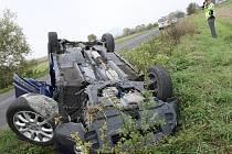 Dopravní nehoda mezi Chotěšovem a Černiví