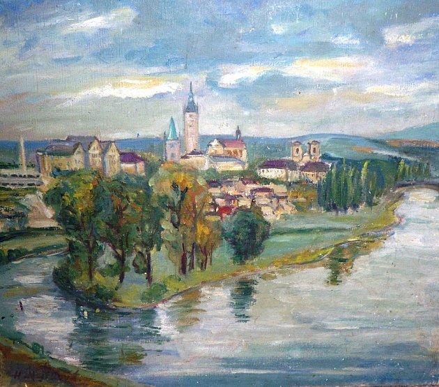 Obraz Hany Vlčkové Nejtkové