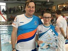 Mladí plavci PK Litoměřice přivezli další medaile.