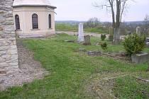 Židovský hřbitov v Radouni