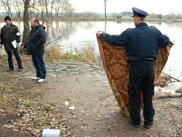 V Křešicích bylo nalezeno tělo starší utonulé ženy.