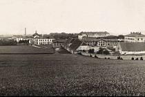 Poznejte, která obec je zachycena na snímku.