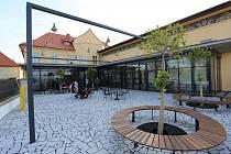 Dva roky trvající opravy Kulturního domu Říp v Roudnici nad Labem jsou téměř u konce.