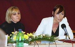 Ustavující schůze zastupitelstva v Lovosicích.