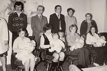 V dalším pokračování se podíváme za dětmi z Úštěcka - Tětčiněvsi, Úštěka a Stážiště v letech 1950 - 1970.
