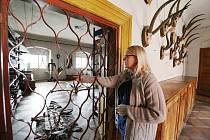 Státní zámek v Libochovicích otevře na dva víkendové dny druhé patro zámku, které je jinak nepřístupné.
