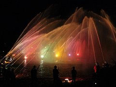 Hasičské slavnosti - sobota, závěrečný program