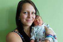 Veronice Kunertové a Miloši Kazdovi z Litoměřic se 15. května v 10.18 hodin narodil v Litoměřicích syn Benjamín Kazda. Měřil 51 cm a vážil 3,24 kg.