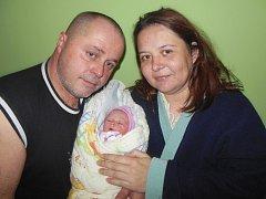 Karolíně Náglové a Michalu Arnoštovi z Velemína se 11. prosince ve 21.34 hodin narodila v Litoměřicích dcera Jana Arnoštová. Měřila 43 cm a vážila 2,3 kg.