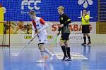 Florbal: Lovosice - Slavia